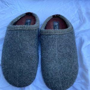 Haflinger wool slippers 39 9